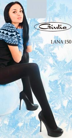 Осенне-зимние колготки Лана 150 Джулия