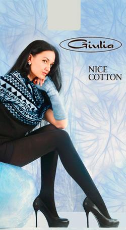 Осенне-зимние колготы Найс Коттон 150