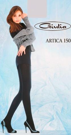 Шерстяные колготы Арктика 150