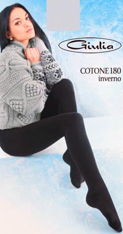 Осенне-зимние колготы Котоне 180