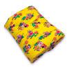 Детское одеяло 118х118 классика (бязь и овечья шерсть)