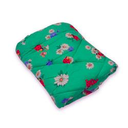 Одеяло детское 120 см х 170 см классика (бязь и овечья шерсть)