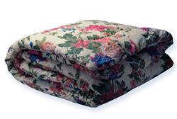 Одеяло из овечей шерсти классика бязь 205 х 172 см