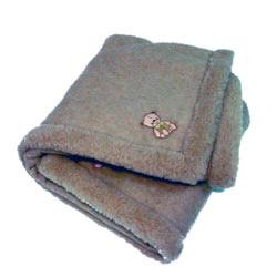 Одеяло детское 110 см х 140 см из верблюжьей шерсти