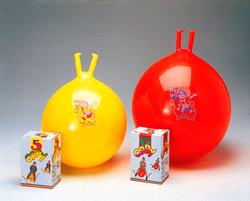 Детский мяч-попрыгун Oppy 60 см