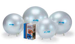 Резиновый мяч на ножках Сит-Энд-Джим 55 см