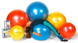 65 см спортивный шар Bodyball Gymnic