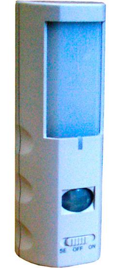 Беспроводной ночник с датчиком движения