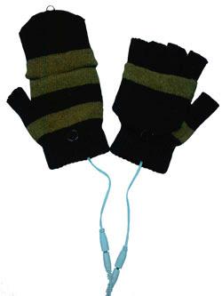 Греющие перчатки