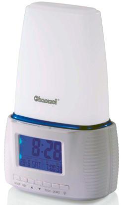 Будильник-светильник с функцией комфортного пробуждения