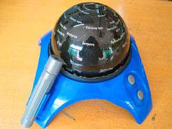 Проектор звезд и созвездий с лазерной указкой
