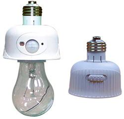 Автоматический выключатель света с фотодатчиком