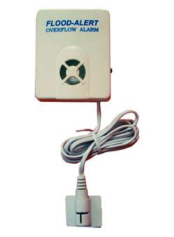 Прибор, сигнализирующий об утечке воды в помещениях