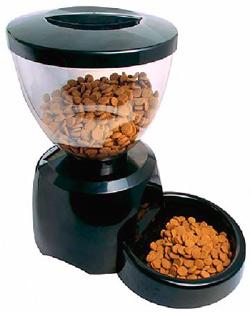 Собачья миска автоматического кормления