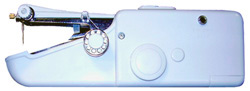 Мобильная швейная машинка