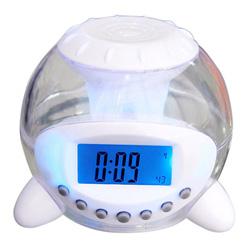 Будильник-ночник для комфортного пробуждения (со звуками природы)