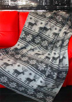 Плед верблюжий Лапландия