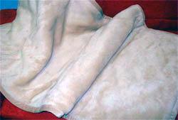 Наматрасник в детскую кроватку шерстяной Верблюд Капучино