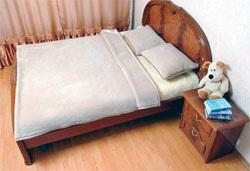 Одеяло детское из верблюжьего пуха Капучино