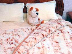 Детское овечье одеяло Меринос Триумф