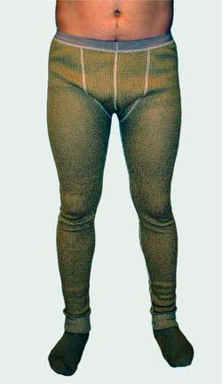 Кальсоны из верблюжьей шерсти (термобелье)