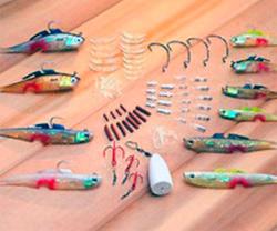 Mighty Bite приманки для ловли хищных рыб