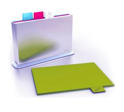 Доски для резки в подставке (в комплекте)