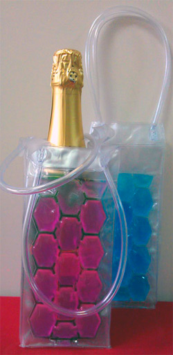 Набор из 2-х пакетов для охлаждения бутылок
