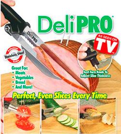 Кухонный нож для продуктов питания Дэли Про