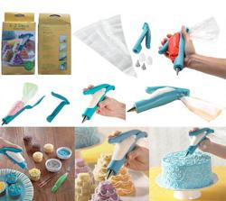 Кондитерский шприц-ручка
