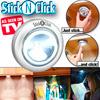 Светодиодные светильники Stick and Click