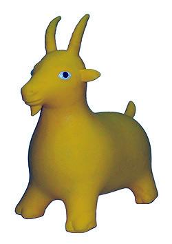 Детский мяч для прыгания в форме козы