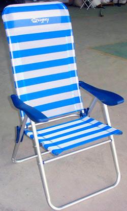 Раскладное кресло с подголовником SX-3204