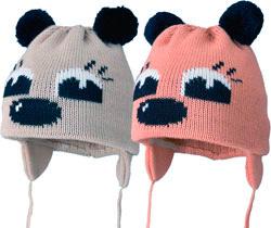 Зимняя шапка детская Тедди