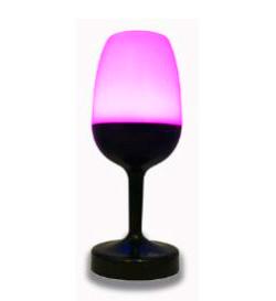 Светильник-ночник в форме бокала