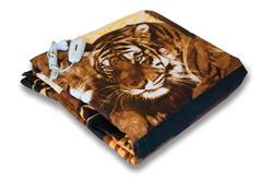 Электрическая простынь Lux 185*190 см (2 зоны)