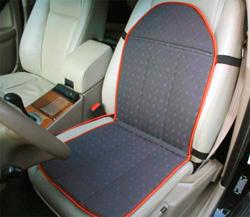 Обогревающая накидка на сиденье (верх и низ)
