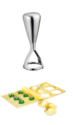 Формовщик для приготовления пельменей (круглая форма 6,5 см.)