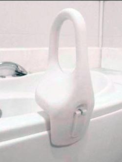 Поручень для инвалида (для ванны) пластиковый