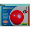 Фитболл-мяч L0751n 55 см с насосом