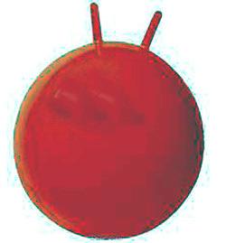 50 см фитнесс-мяч попрыгунчик