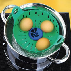 Корзинка для варки яиц с индикатором