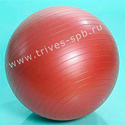 65 см гимнастический фитбол Азуни