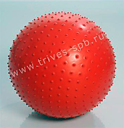 Therapy Ball – терапевтический мяч с игольчатой поверхностью 65см