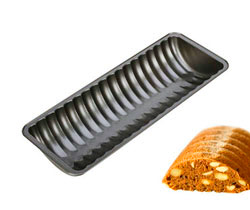 Форма для хлеба рельефная 30×11см