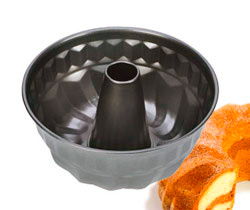 Форма металл для кекса d=22см Делисия