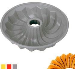 Формочка из силикона для духовки для кекса низкая 24 см
