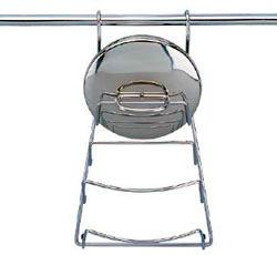 Полка кухонная для крышек подвесная