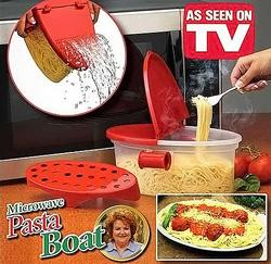 Устройство для приготовления макарон в микроволновой печи